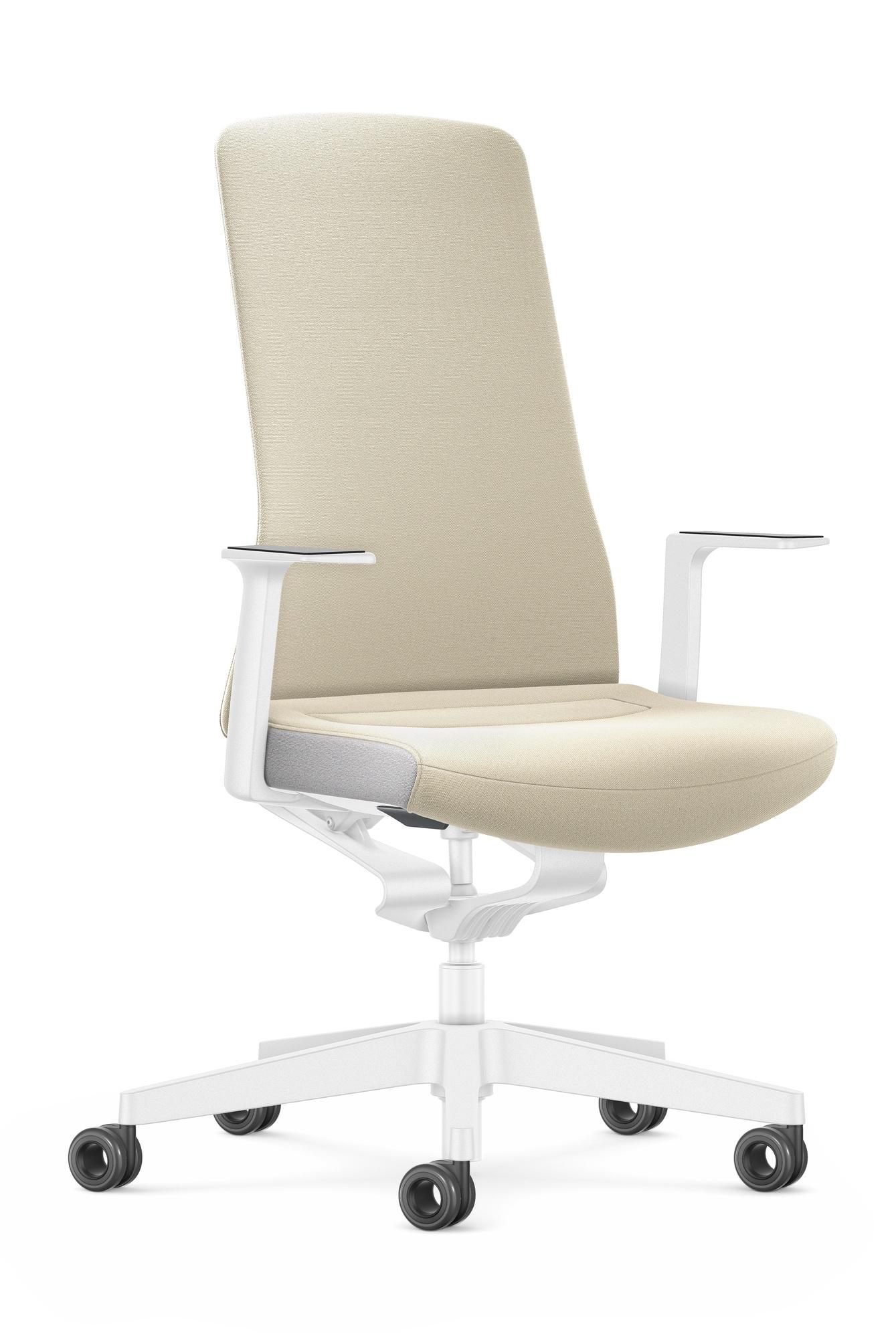 Pure Edition Interior Bürodrehstuhl Interstuhl Grau