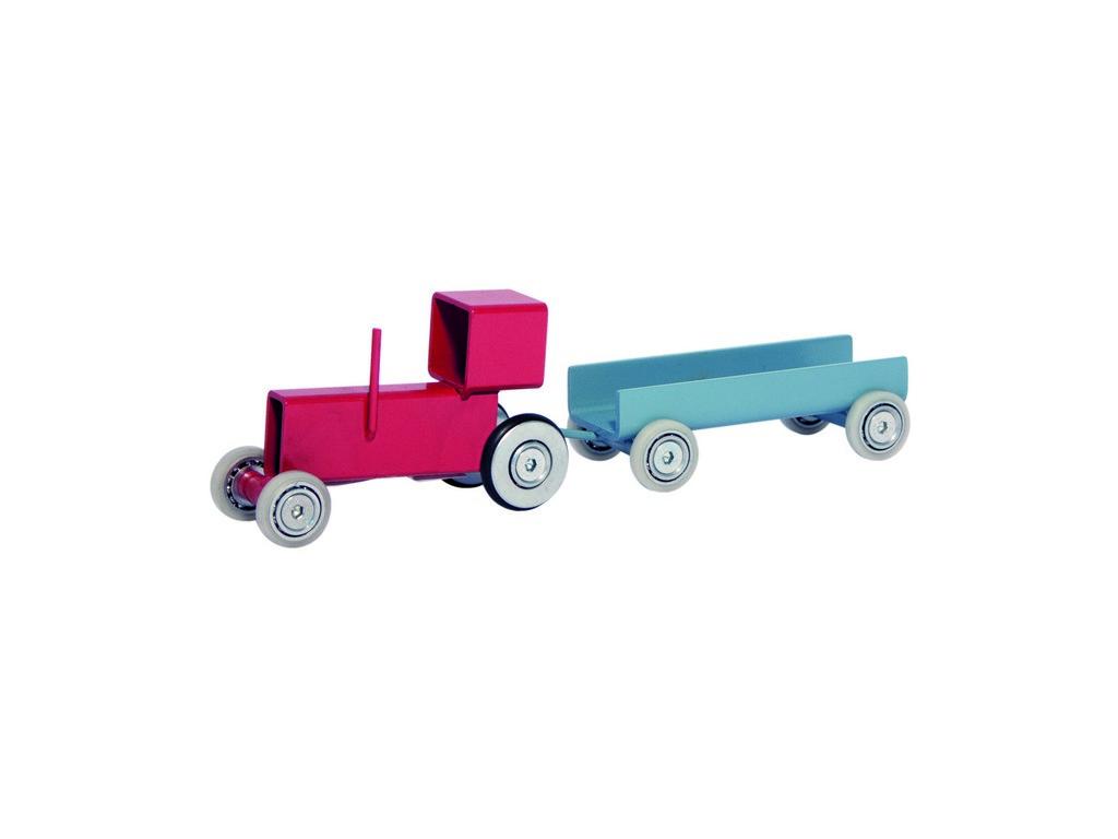 Traktor + Anhänger