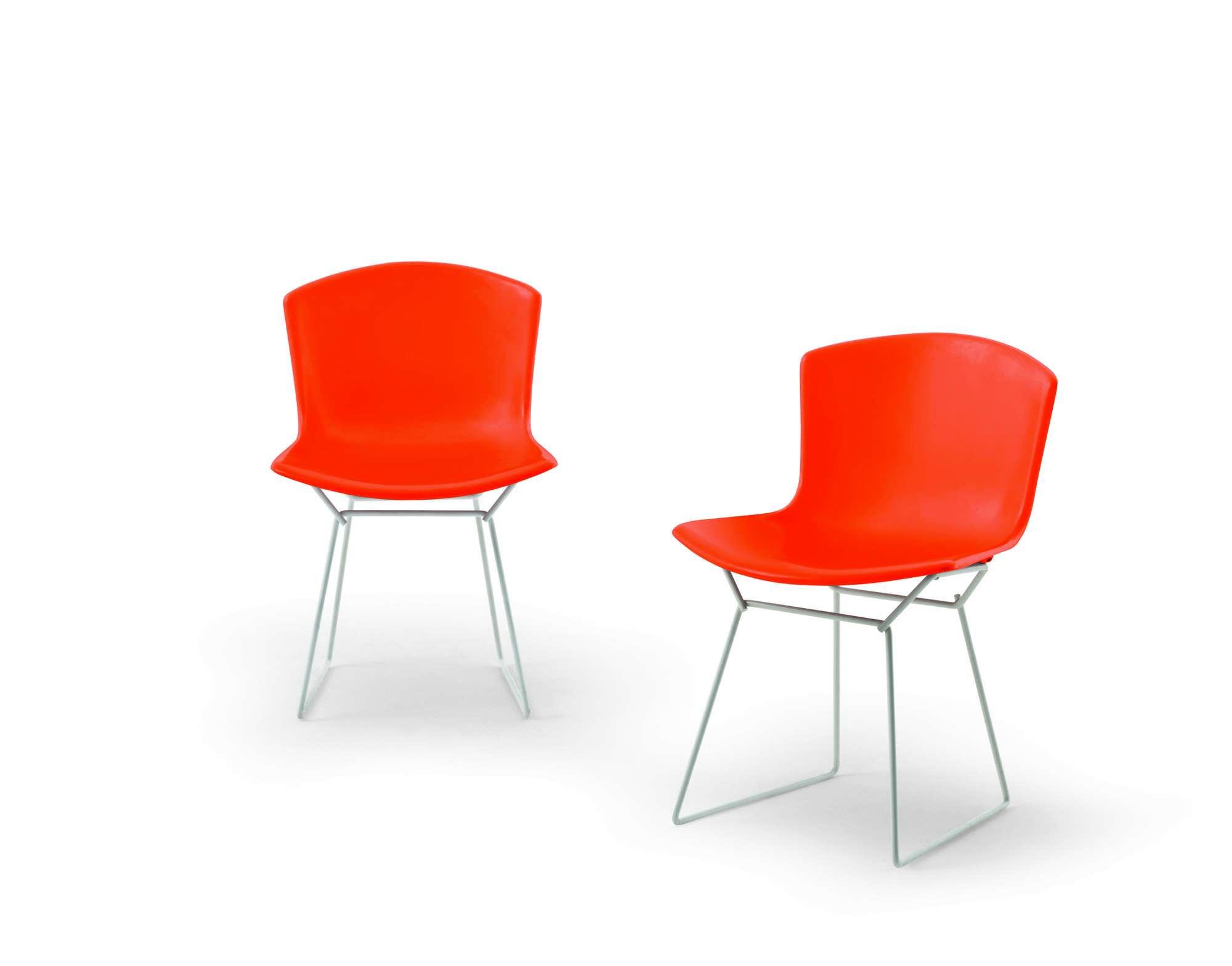 Bertoia Plastic Side Chair Stuhl Knoll International