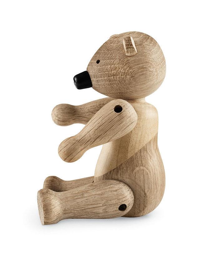 Bär Holzfigur klein Kay Bojesen
