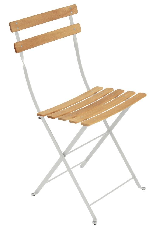 Bistro Outdoor Natural Chair Gartenstuhl Fermob