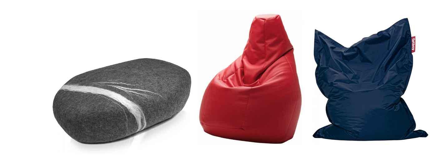 Sitzsäcke - Sitzkissen