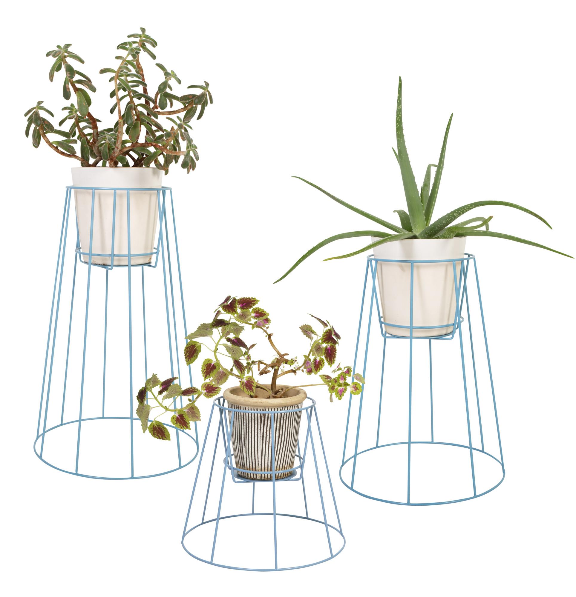 Cibele Plant Stand Medium Pflanzenständer OK Design-weiß
