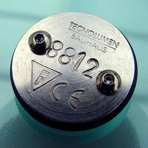 WA 23 SW / WA23SW Wagenfeld Tischleuchte Tecnolumen