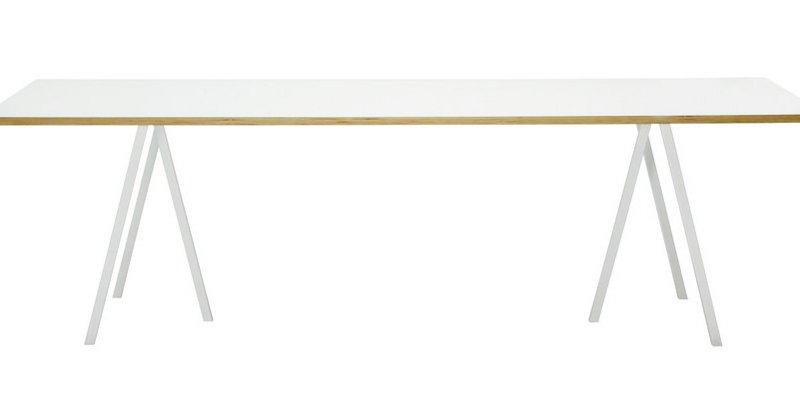 Loop Stand Table Hay