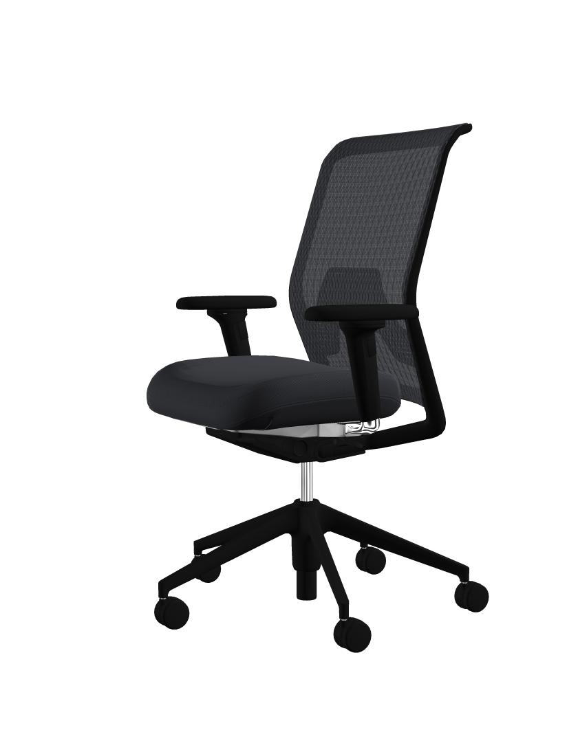 ID Chair - ID Mesh Bürodrehstuhl Vitra QUICK SHIP