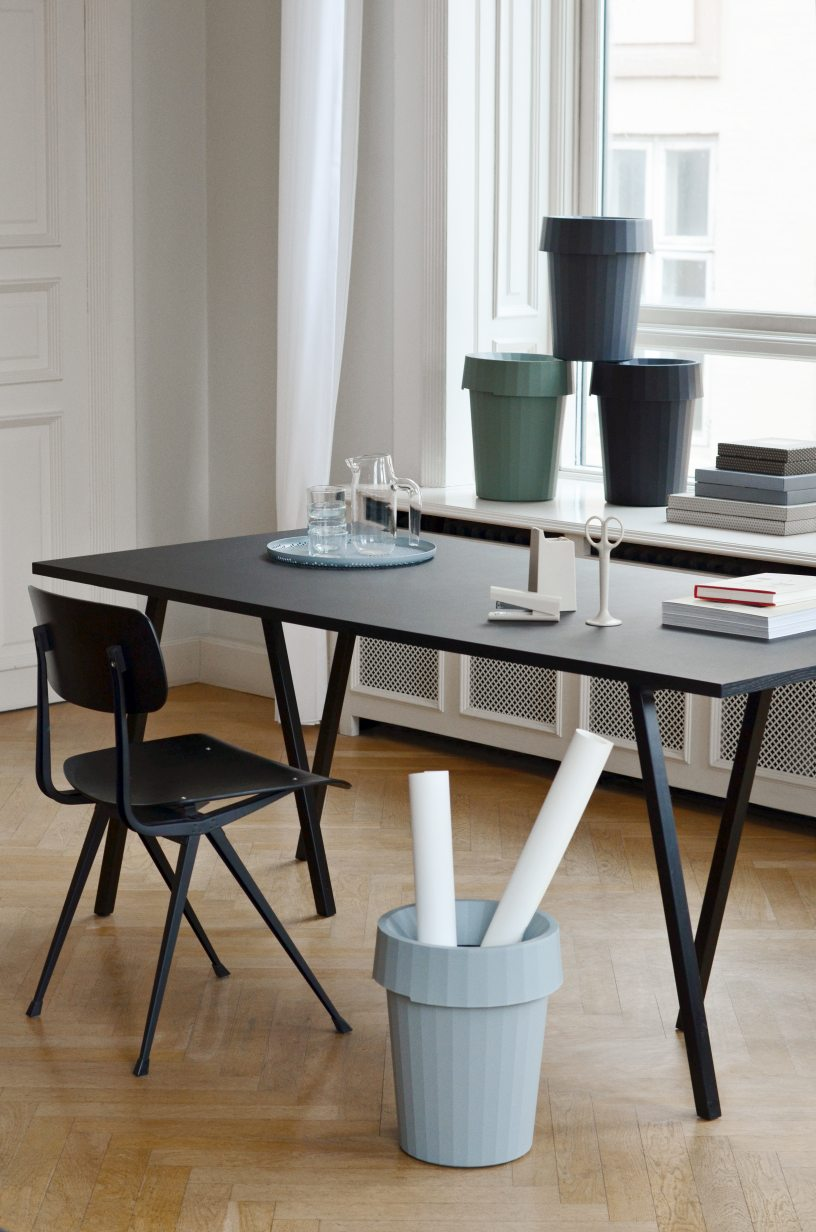 Loop Stand Table Hay Weiss 160 cm