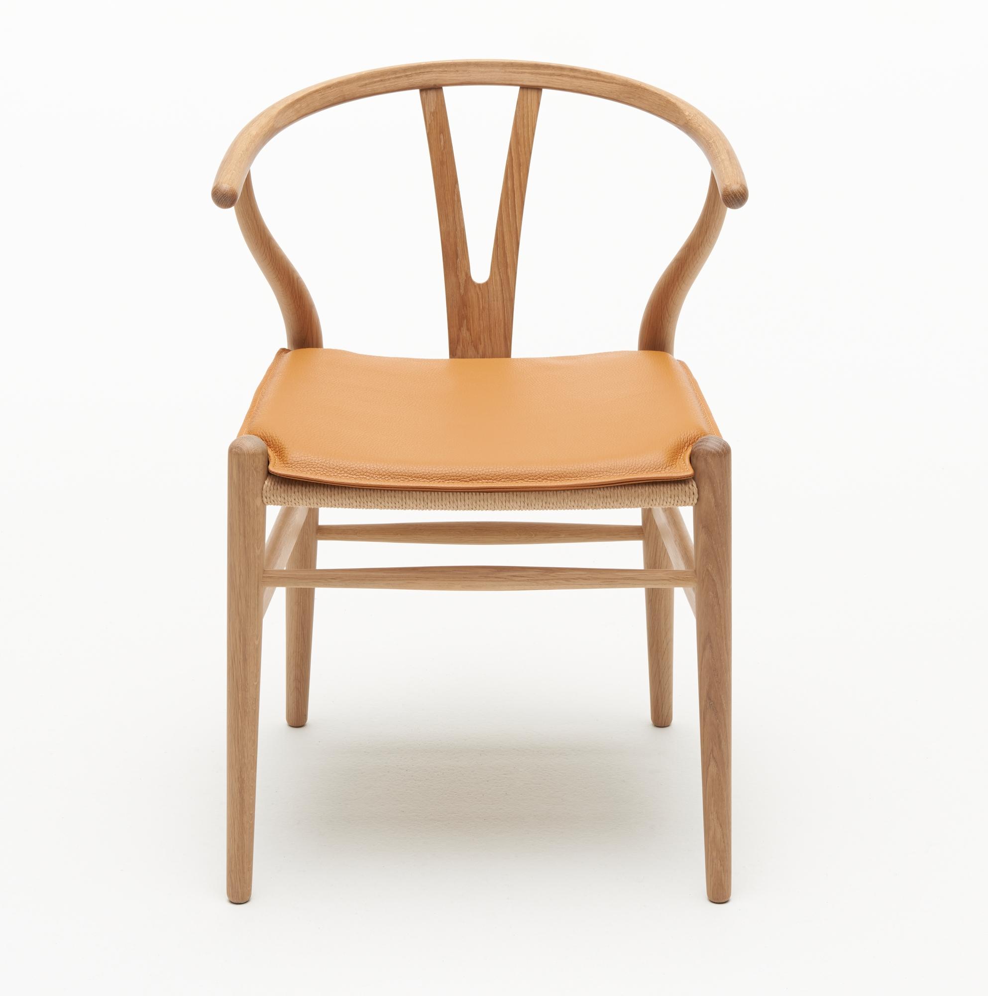 Sitzkissen für CH24 Wishbone Chair Carl Hansen