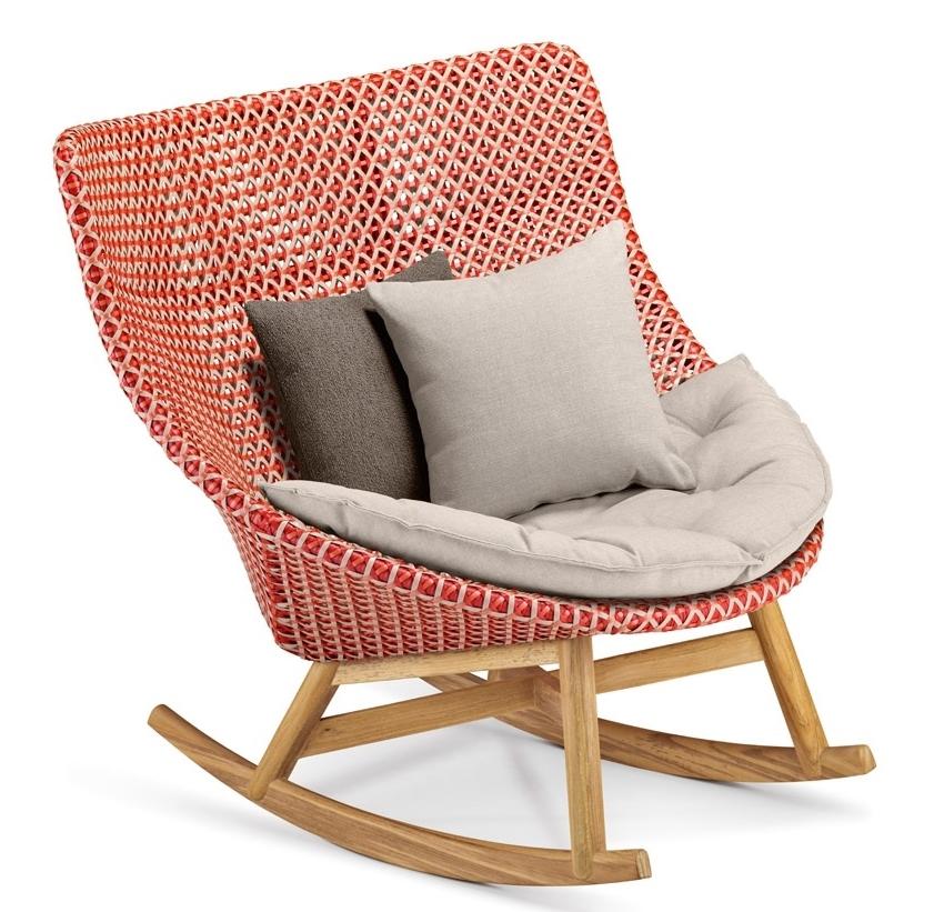 Mbrace rocking chair Schaukelstuhl Dedon