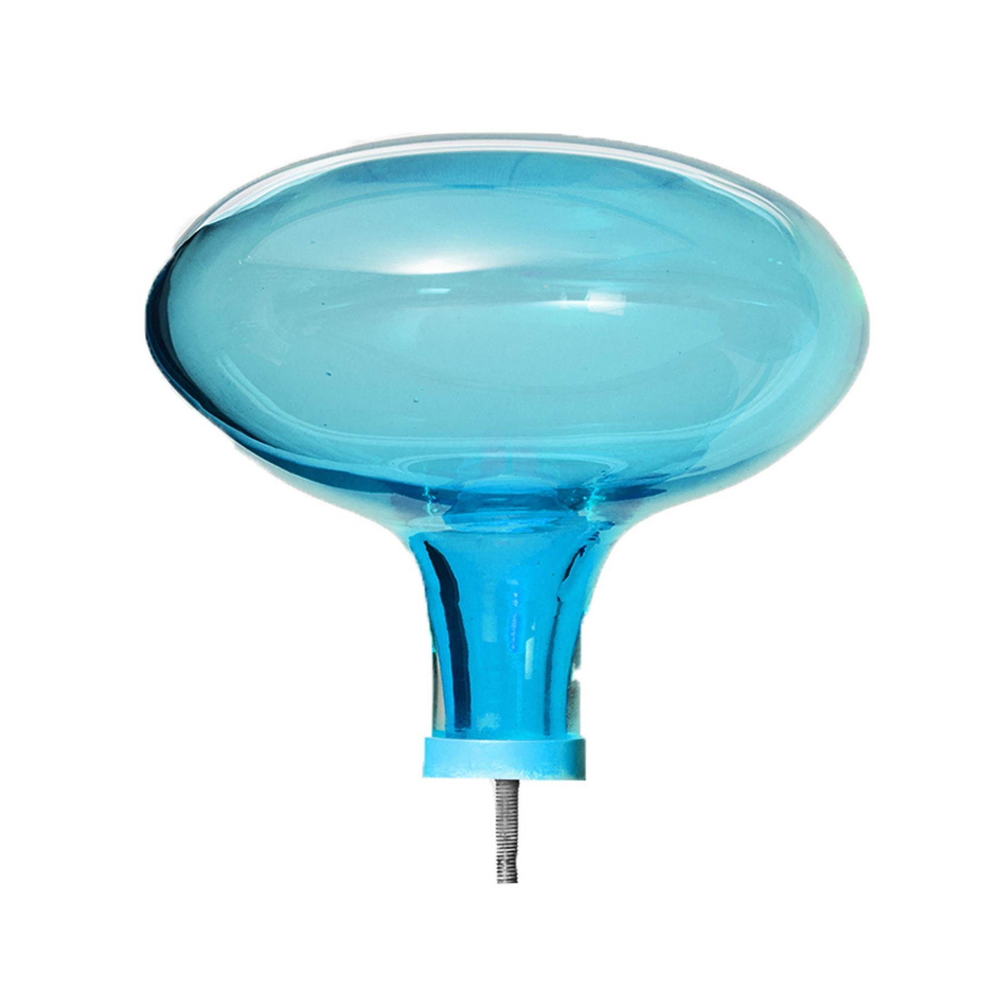 Bubble Garderobenhaken Groß Petite Friture-Blau