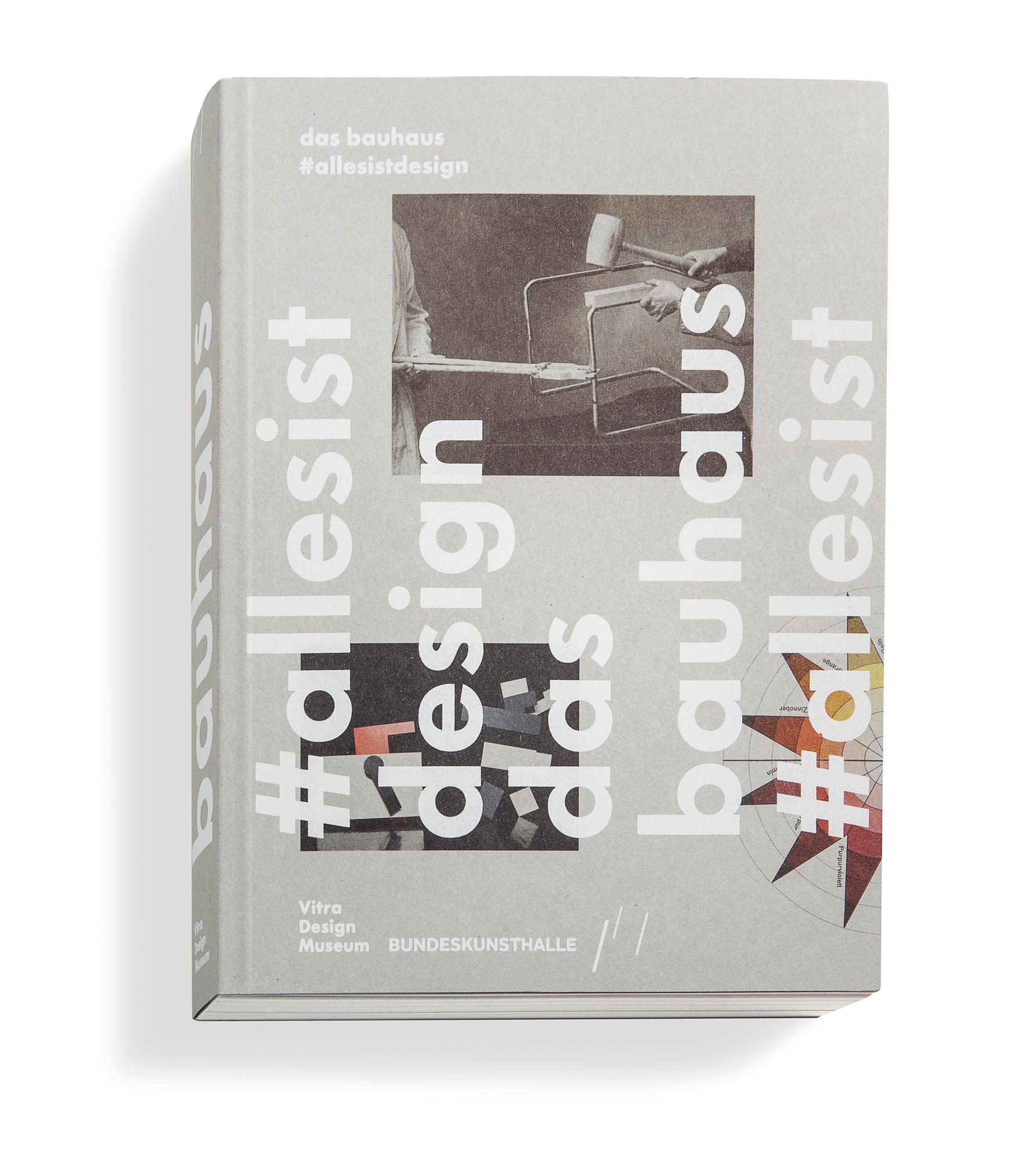 Das Bauhaus Buch Vitra Deutscher Text