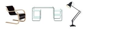 30er Jahre Design Möbel