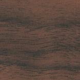 Ø 78 cm / Walnuss lackiert
