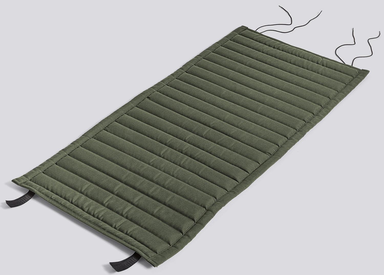 Palissade Quilt Cushion Sitzkissen Hay