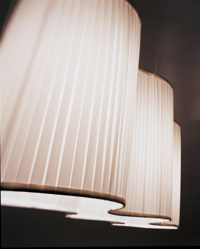 3 Lampes H 412 Pendelleuchte Dix Heures Dix
