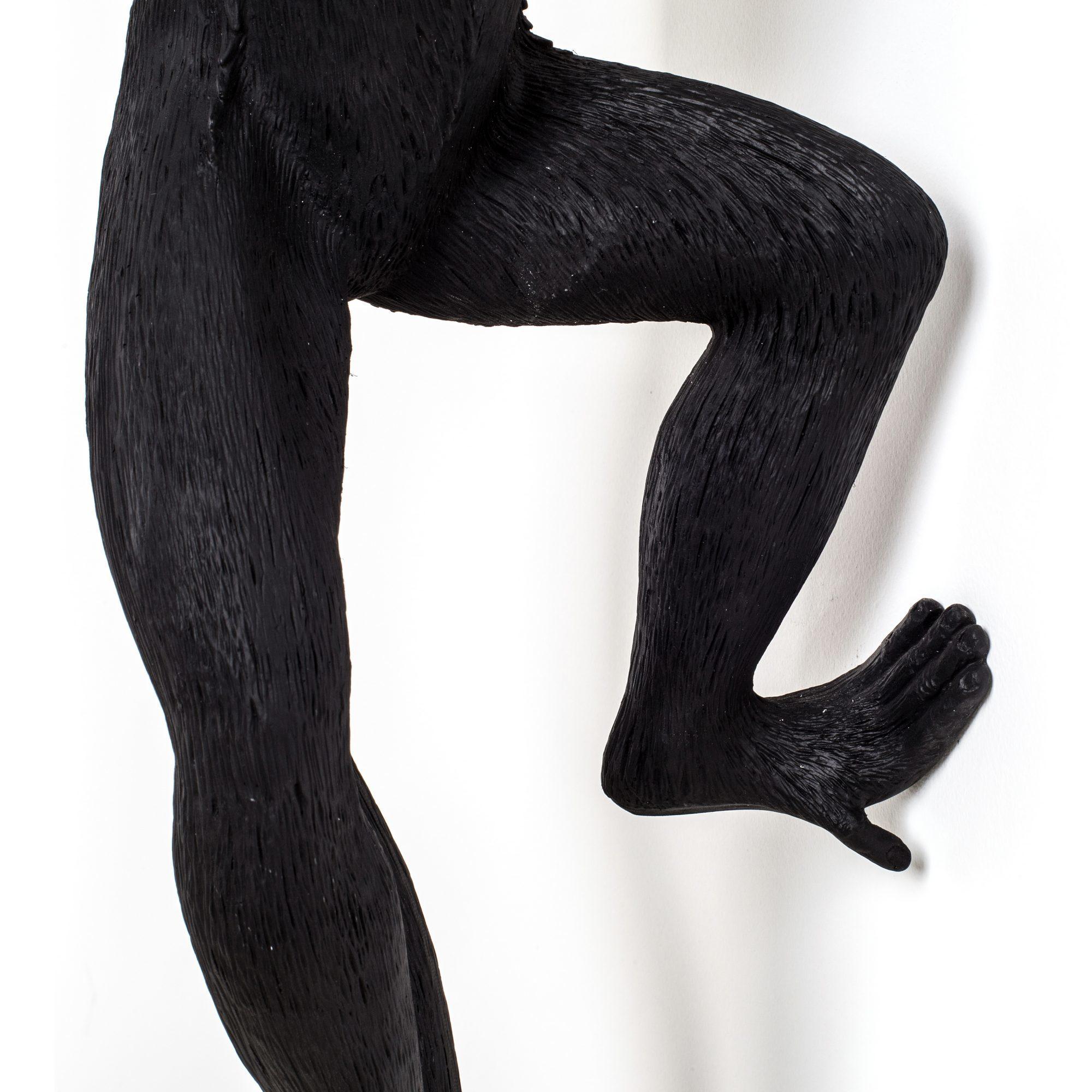 Monkey Lamp Black Wandleuchte Seletti