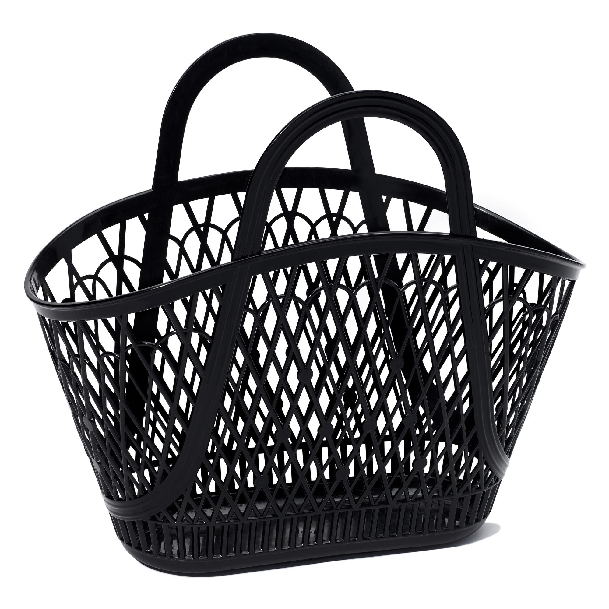 Betty Basket Tasche Sun Jellies Schwarz