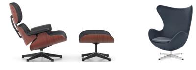 Designklassiker Sitzmöbel