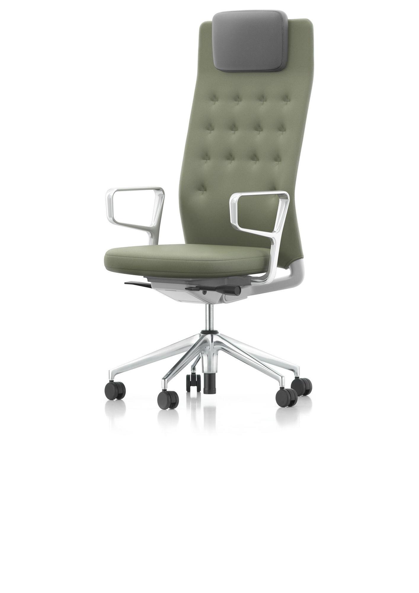 ID Chair - ID Trim L ohne Lumbalstütze Bürodrehstuhl Vitra
