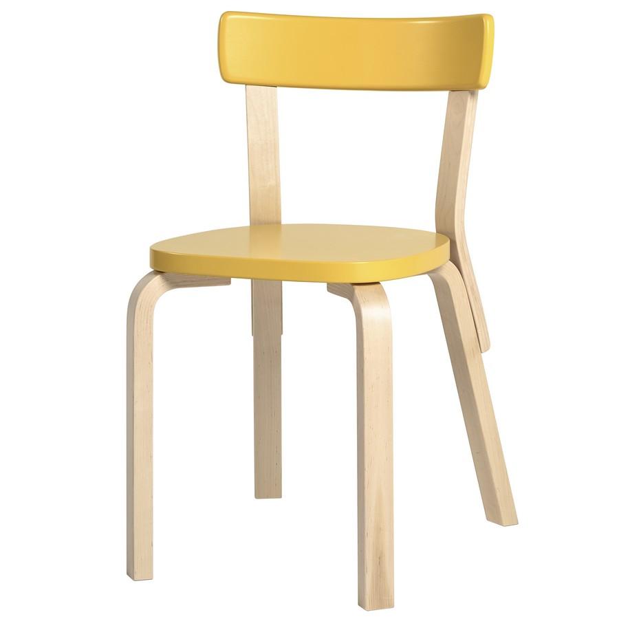 69 Stuhl Artek
