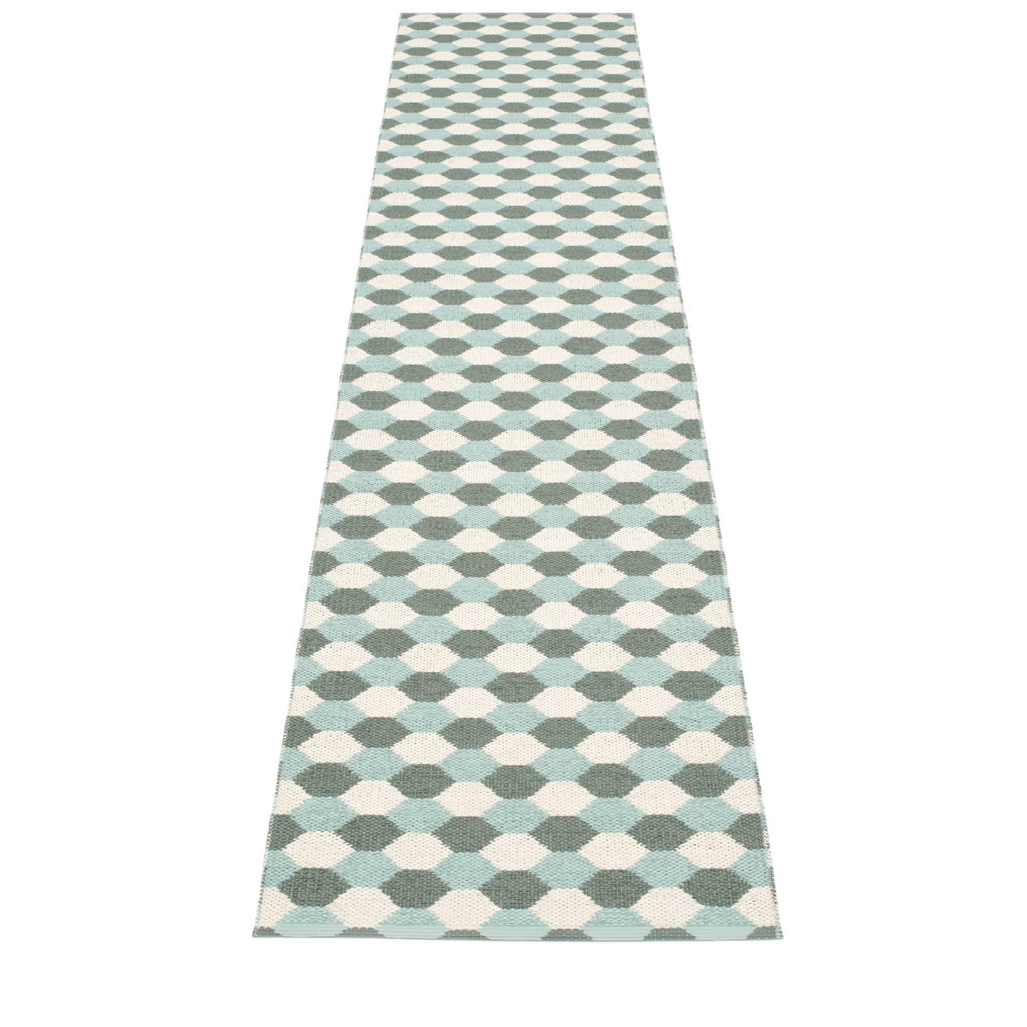 Dana Kunststoffteppich 70x400 Ocker Pappelina