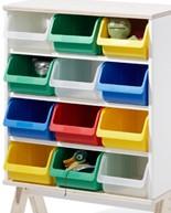 Familie Garage Boxen klein 3er Set Richard Lampert