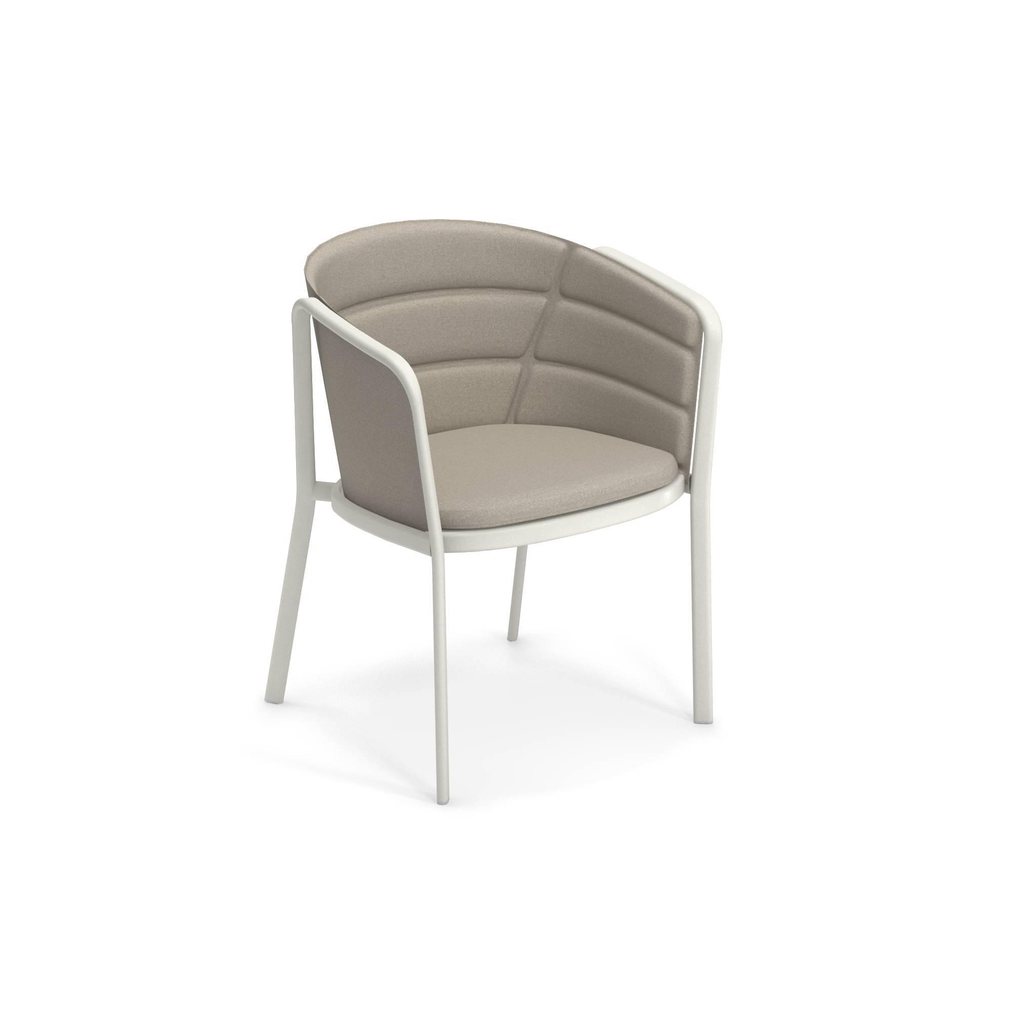 Carousel 1210 Outdoor Stuhl Emu Weiß