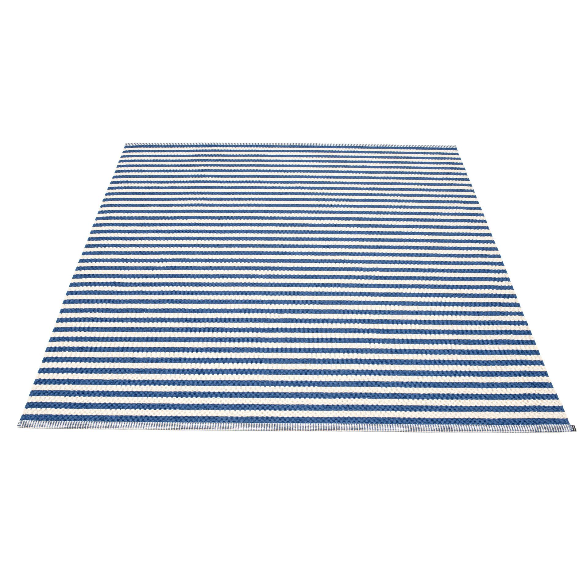 Duo Kunststoffteppich 180x220 cm Pappelina Schlamm