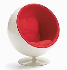 Ball Chair - MINIATUR - Vitra