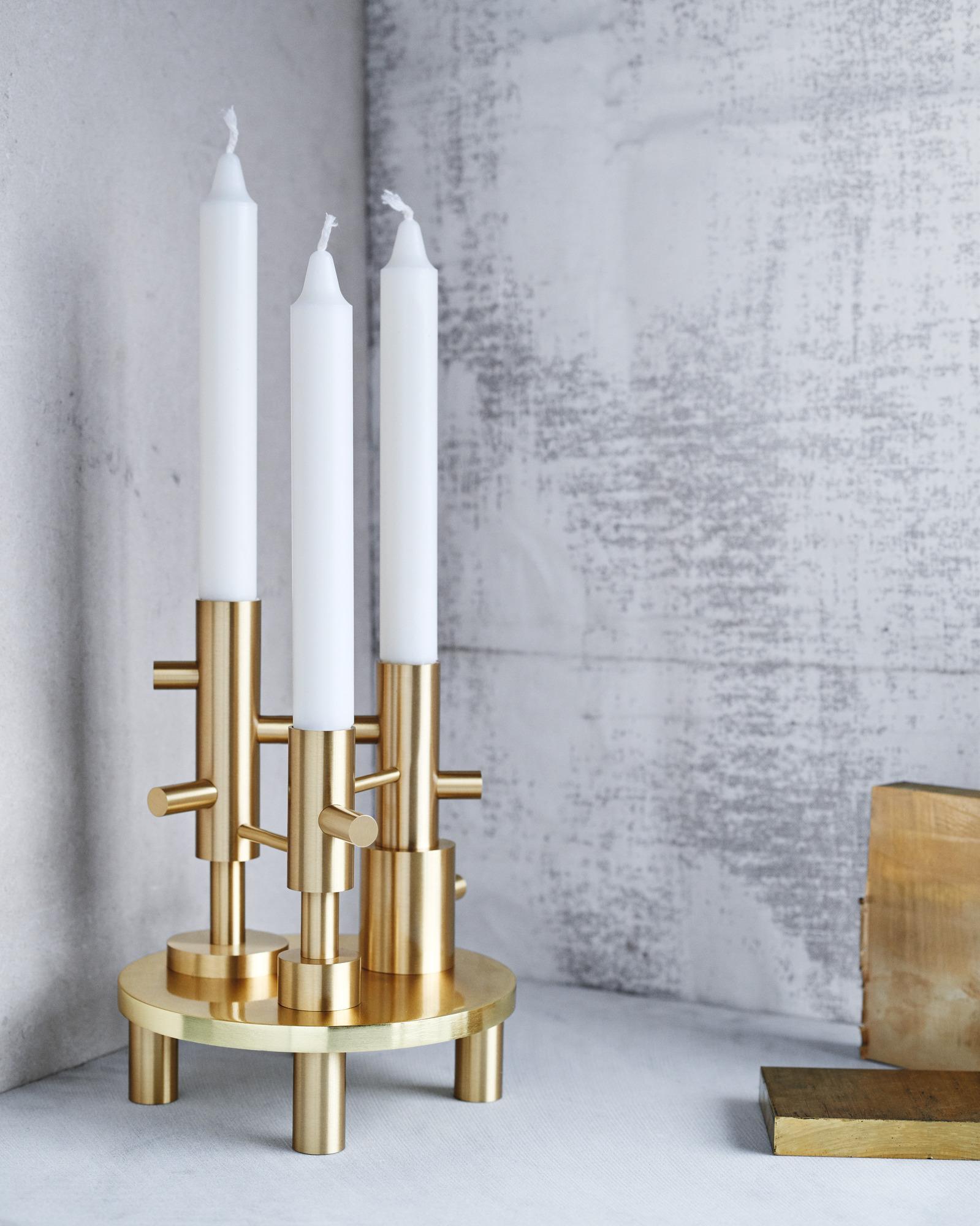 Candle Holder Kerzenhalter groß Fritz Hansen