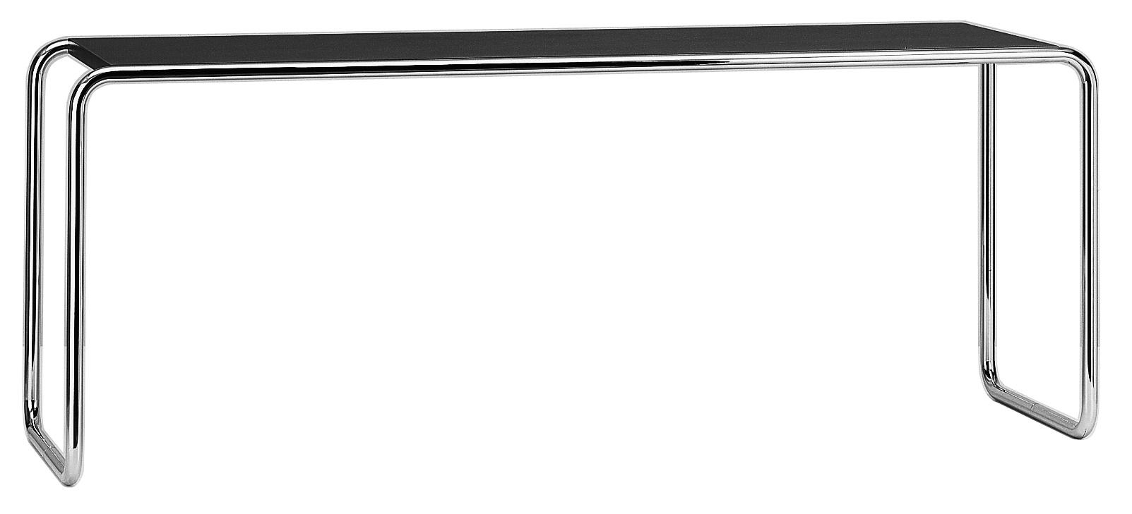 B 10 Stahlrohr Klassiker Beistelltisch Thonet