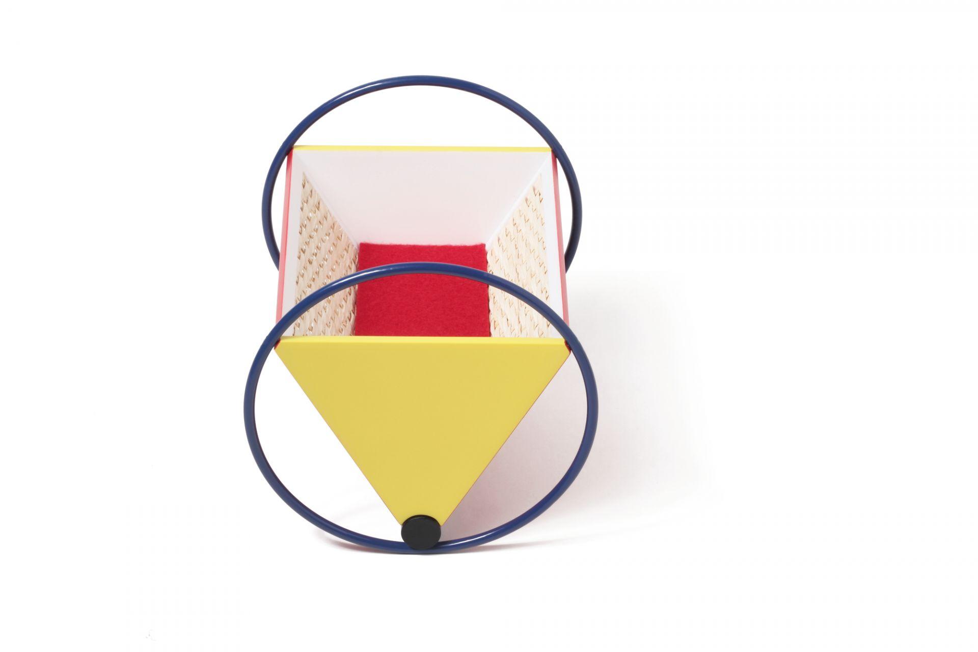 Bauhaus Wiege Miniatur Naef Spiele AG