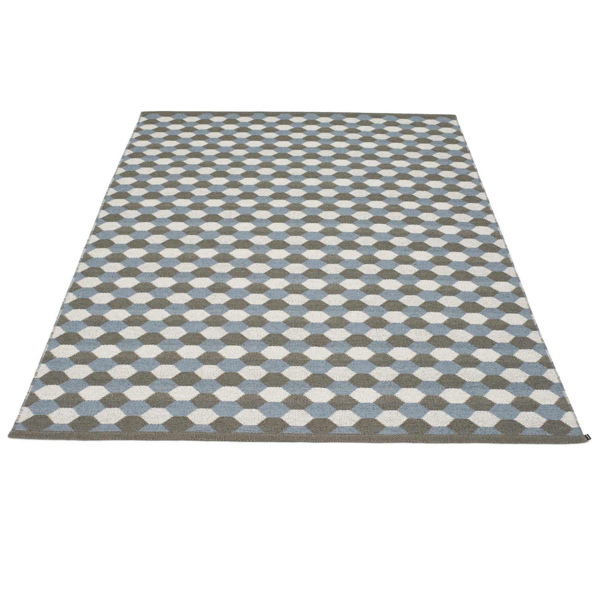 Dana Kunststoffteppich 70x100 sturm Pappelina