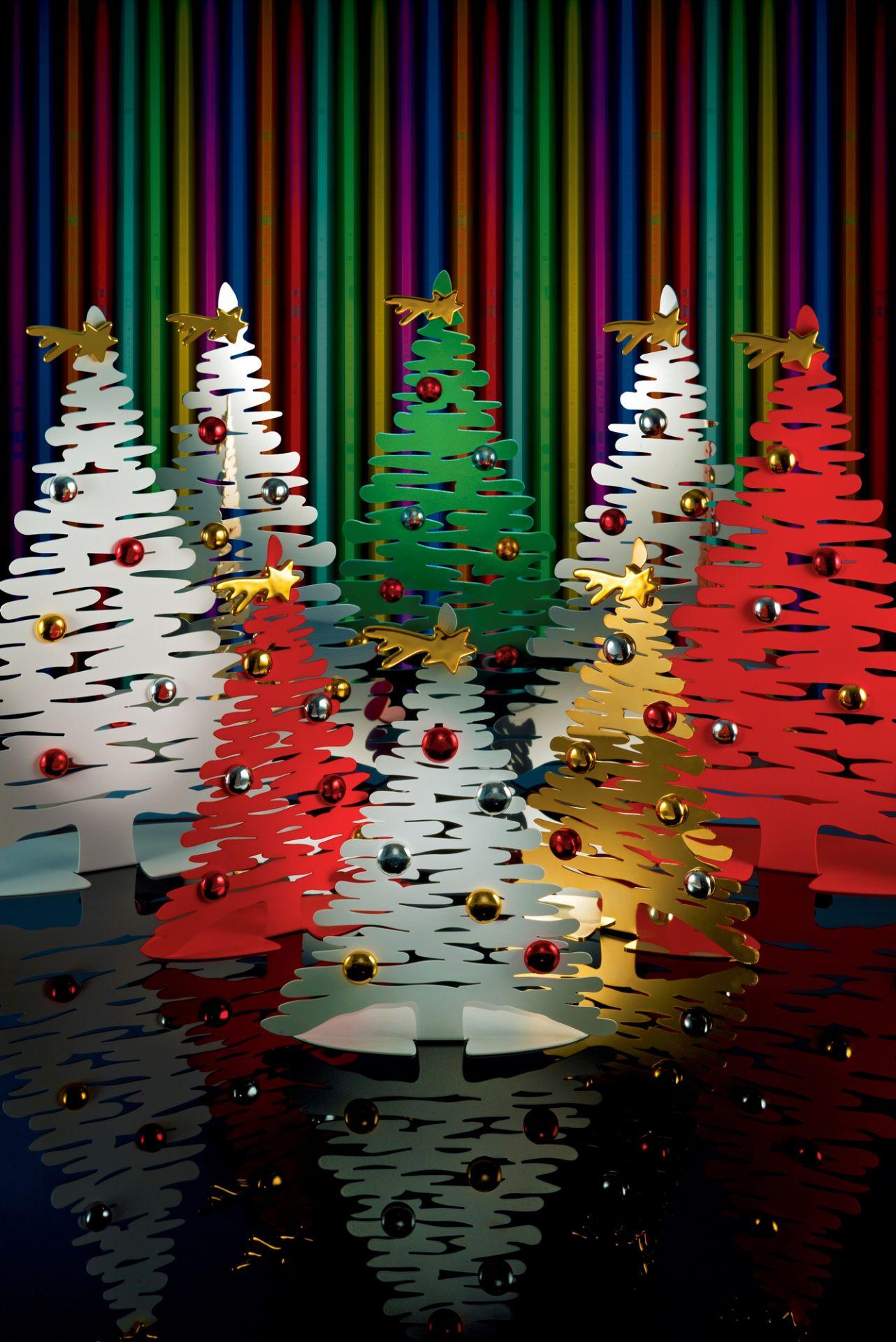 Bark for Christmas Weihnachtsschmuck BM06 GR Alessi