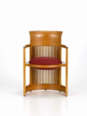 Barrel Chair Miniatur Stuhl Vitra