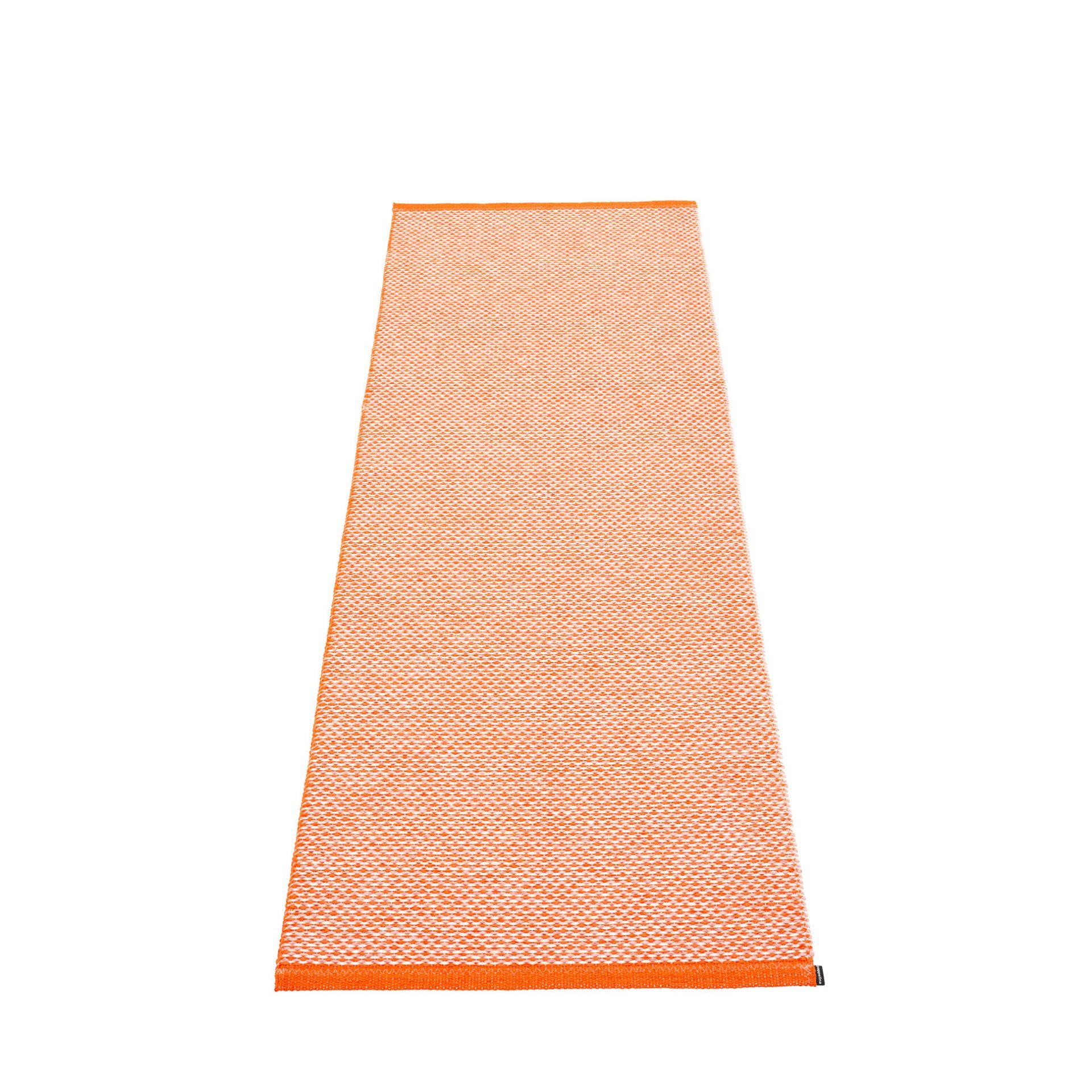 Effi Kunststoffteppich 70x200 cm Pappelina Orange