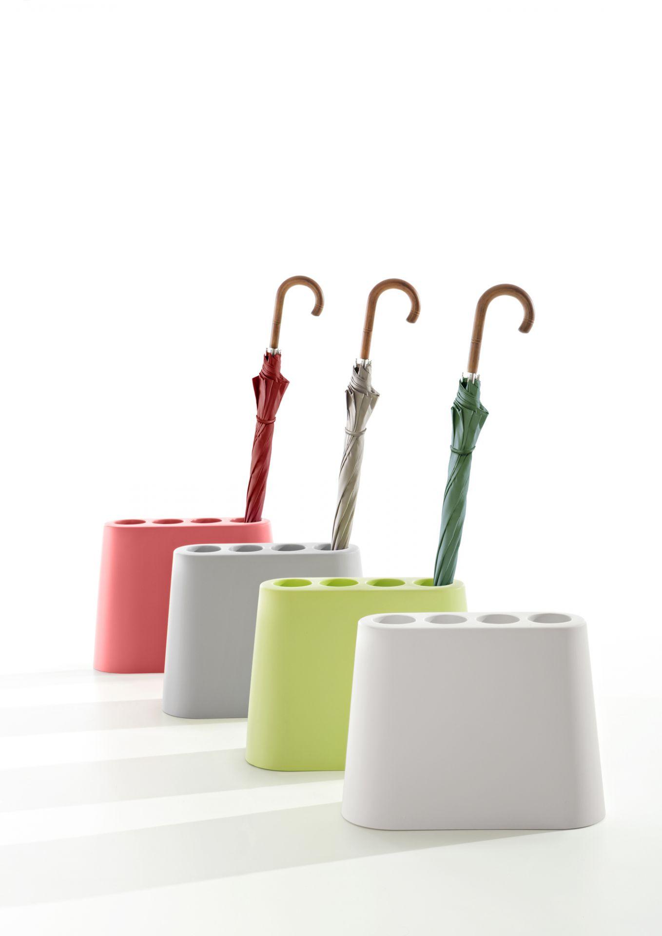 Aki Schirmständer Pastellgrün B-Line