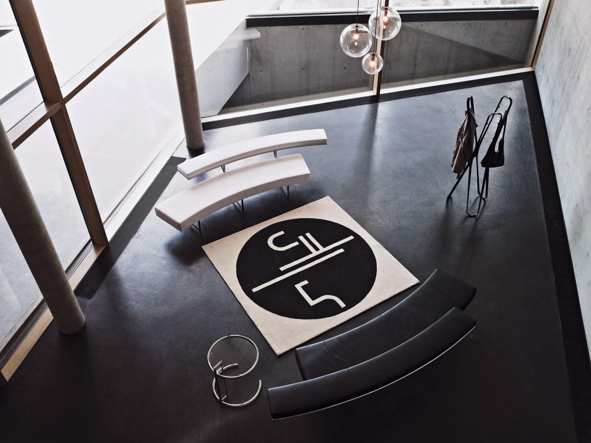 Adjustable Table E 1027 Beistelltisch ClassiCon