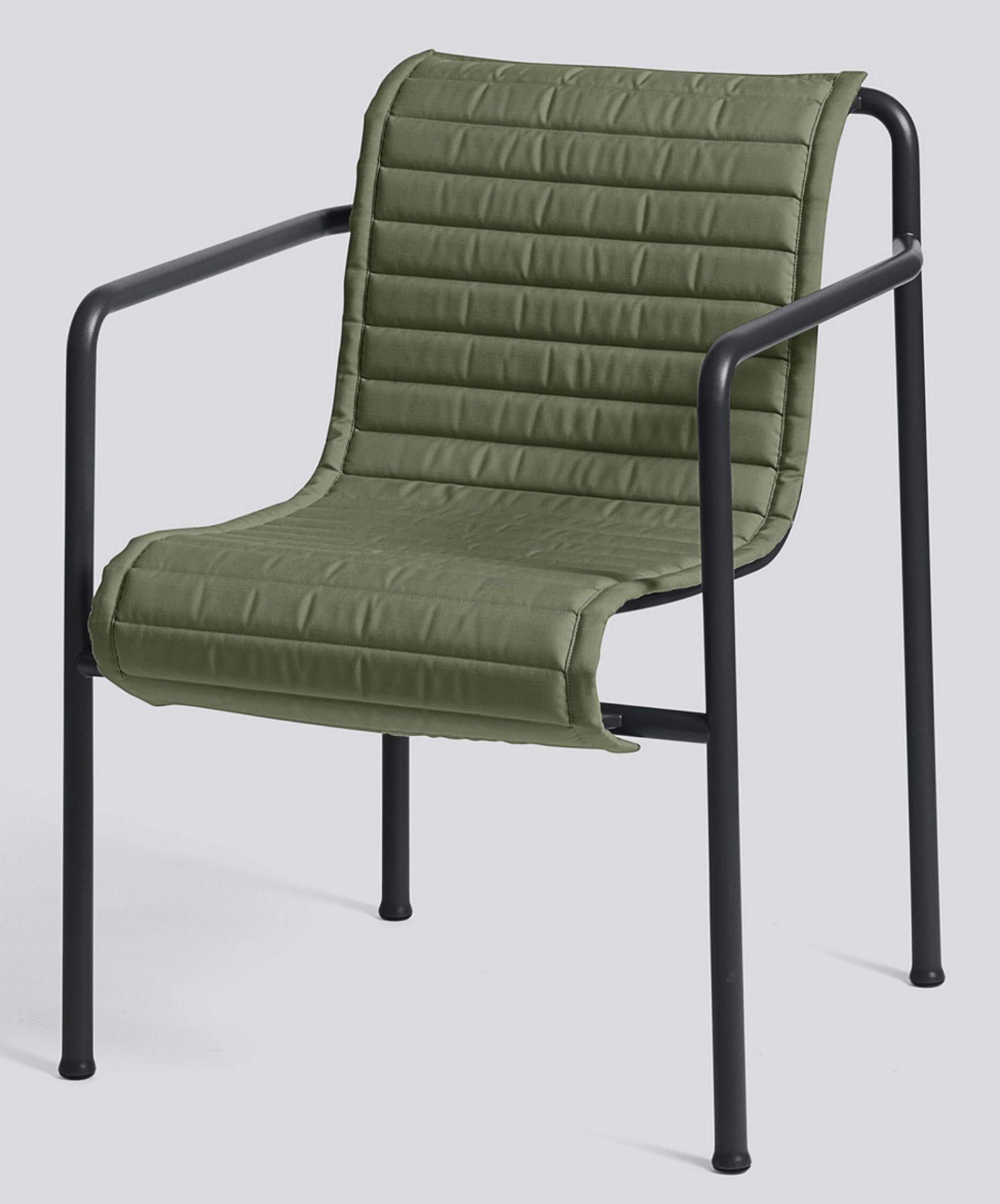 Palissade Quilt Cushion Sitzkissen LOUNGE CHAIR Hay EINZELSTÜCKE