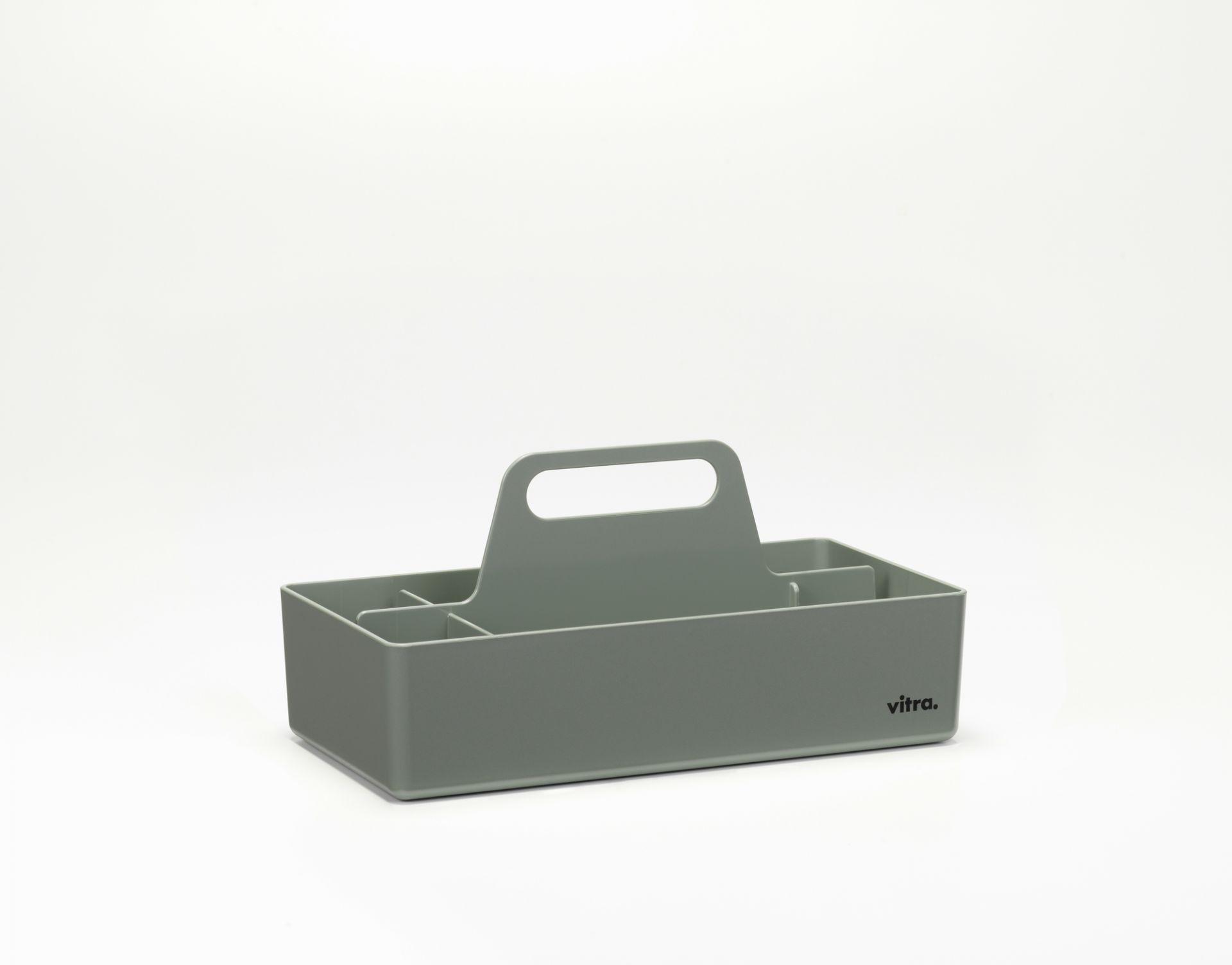 Toolbox Organisationsbox Vitra-moosgrau