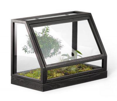 Greenhouse Mini Gewächshaus Design House Stockholm-dunkelgrau