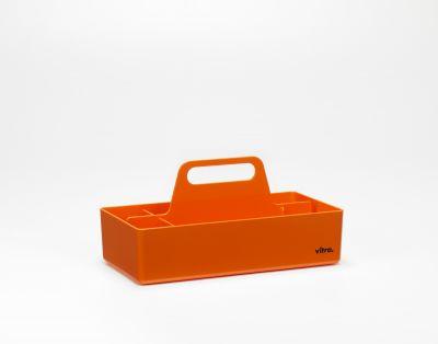 Toolbox Organisationsbox Vitra-mandarine