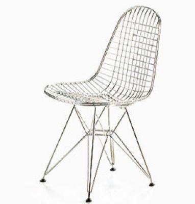 DKR Wire Chair - MINIATUR / Verkleinerung - Vitra