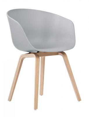 About A Chair AAC22 / AAC 22 Stuhl GRAU /EICHE MATT LACKIERT Hay EINZELSTÜCK