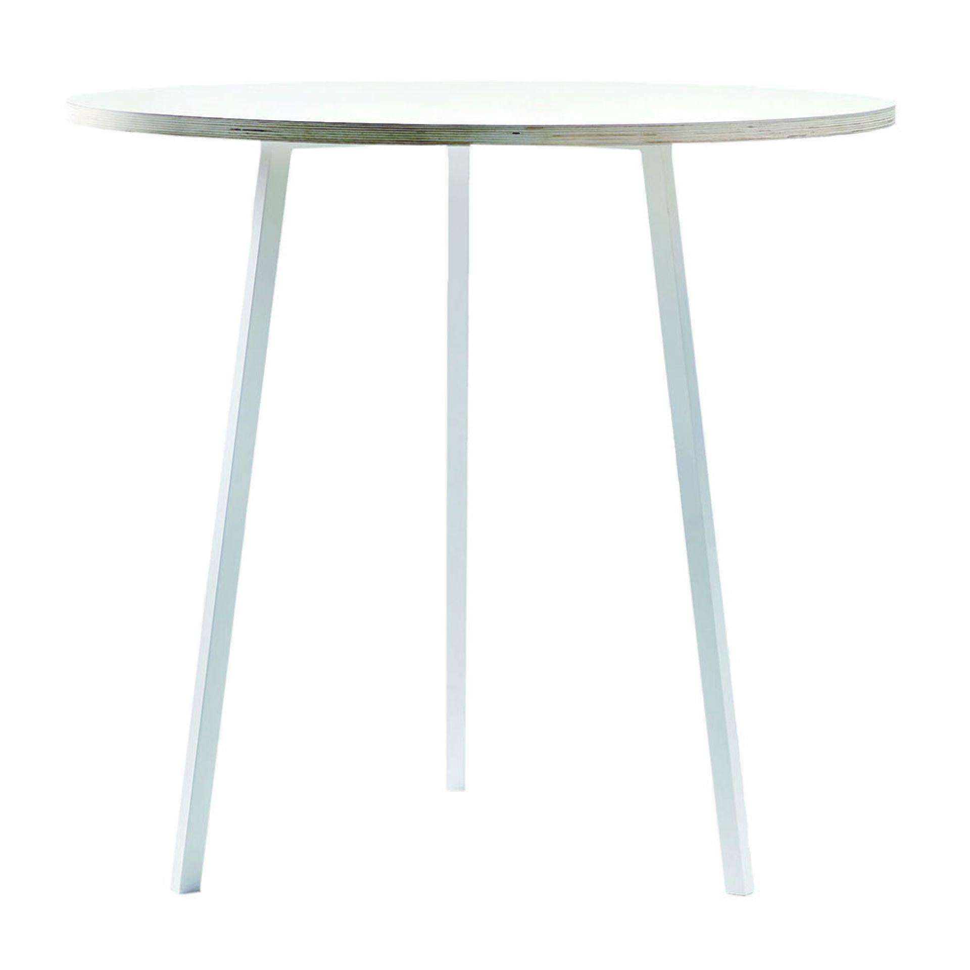 Loop Stand Round Table Tisch rund H 97 cm Hay
