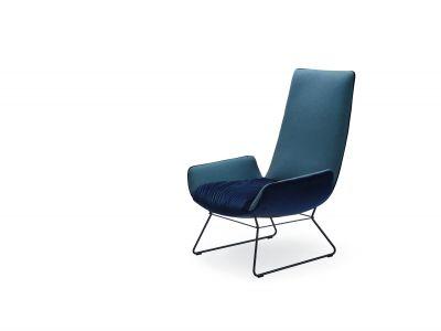 Amelie Loungesessel Freifrau Sitzmöbelmanufaktur