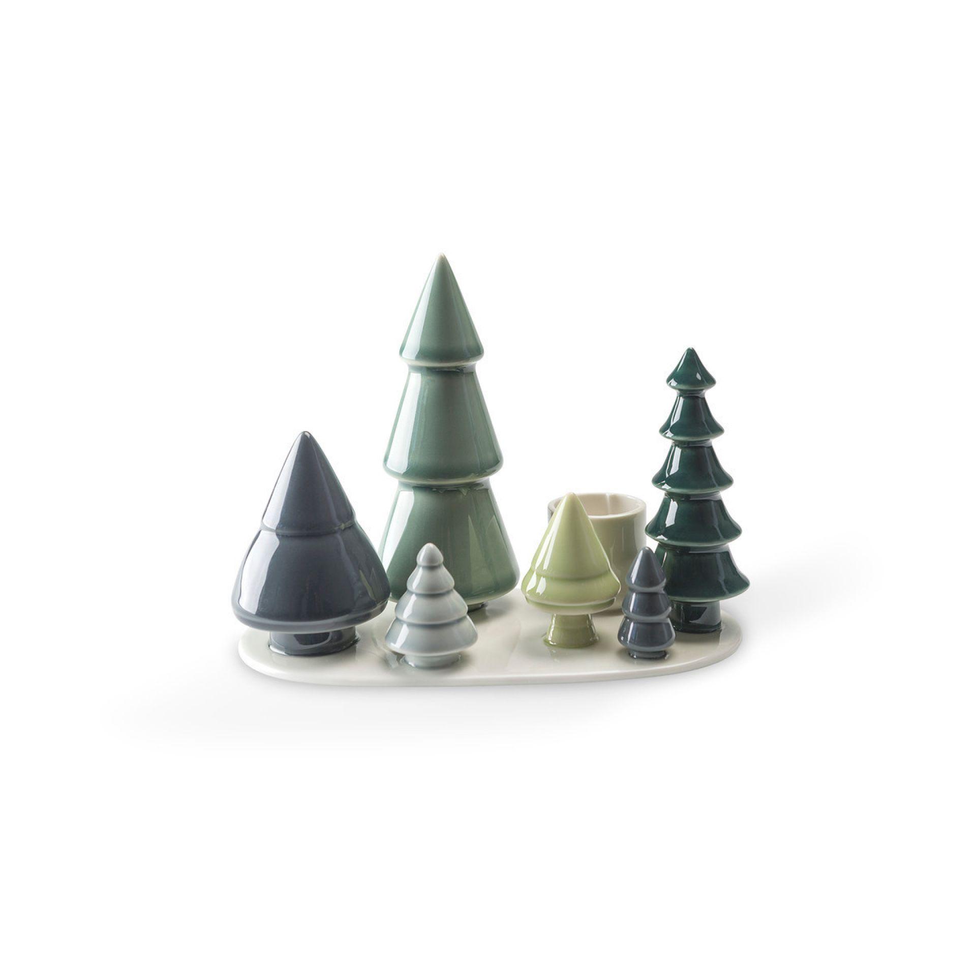 Winter Stories Wald Kerzenhalter Dottir
