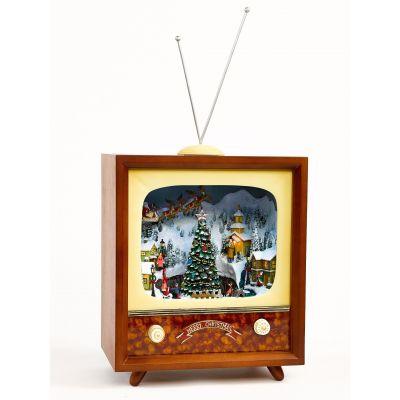 Weihnachtsdeko TV big Timstor