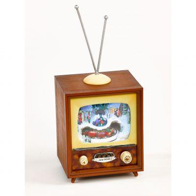 Weihnachtsdeko TV small 11cm Timstor