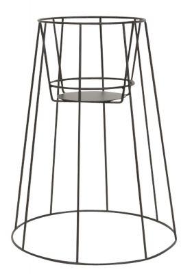 Cibele Plant Stand Medium Pflanzenständer OK Design-schwarz